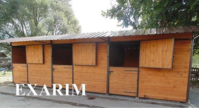 Boksy dla koni produkcja for Box cavalli prefabbricati